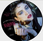 "ON THE STREET (EARLY YEARS) - UK 12"" PICTURE DISC"
